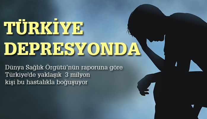 Duygurum Bozukluğu Araştırmaları - Türkiyede Depresyon
