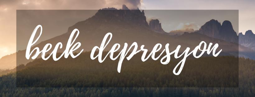 Beck Depresyon Ölçeği - Bipoloji